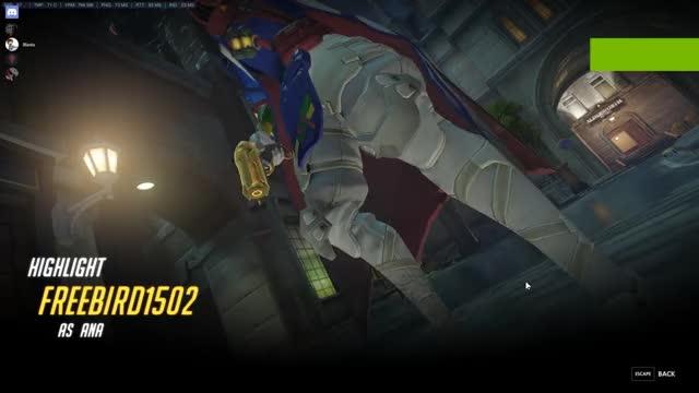 Watch and share Overwatch GIFs by Freebird on Gfycat