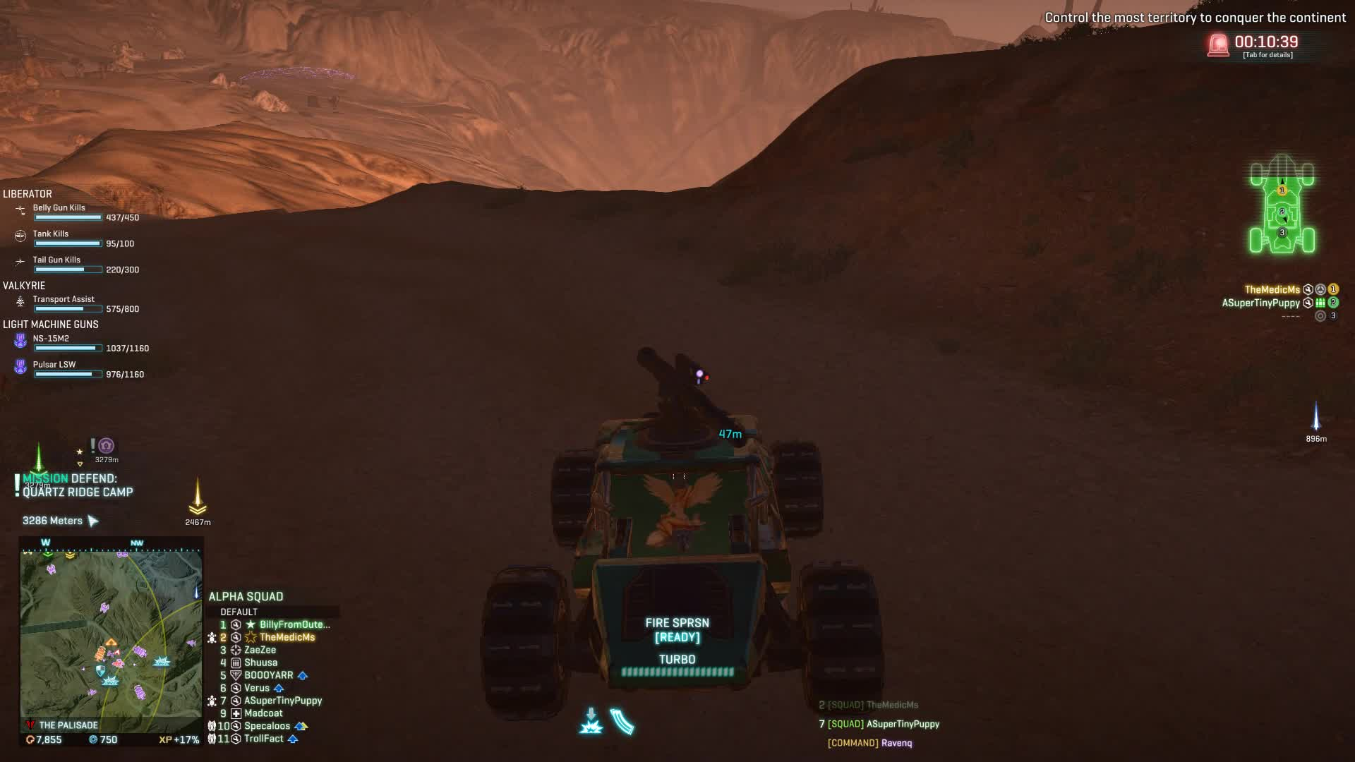 Harasser, Planetside, Nailed it. GIFs