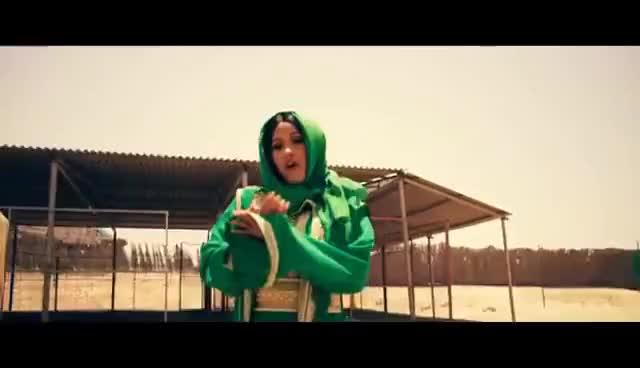 c7ba646935e Cardi B - Bodak Yellow [OFFICIAL MUSIC VIDEO] GIF | Find, Make ...