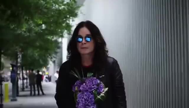 Watch and share Ozzy Osbourne GIFs on Gfycat