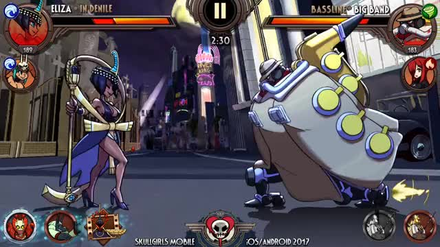 Watch Skullgirls Mobile - Eliza Combo GIF by Skullgirls Mobile (@sgmobile) on Gfycat. Discover more eliza, sgmobile, skullgirls GIFs on Gfycat