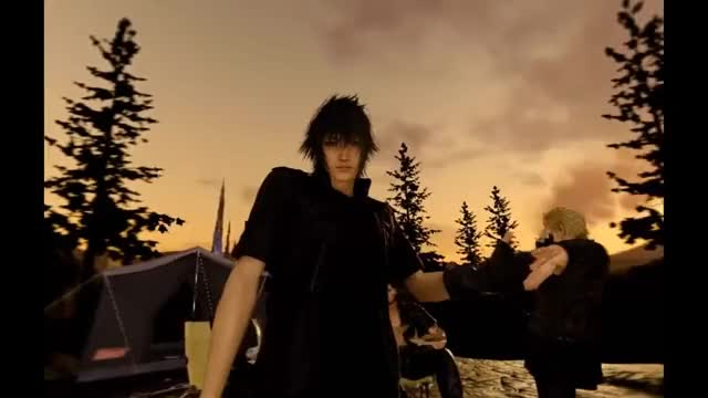 Watch Monster of The Deep FINAL FANTASY XV - Final Boss & Ending GIF on Gfycat. Discover more FF15, ffxv, shirrako GIFs on Gfycat