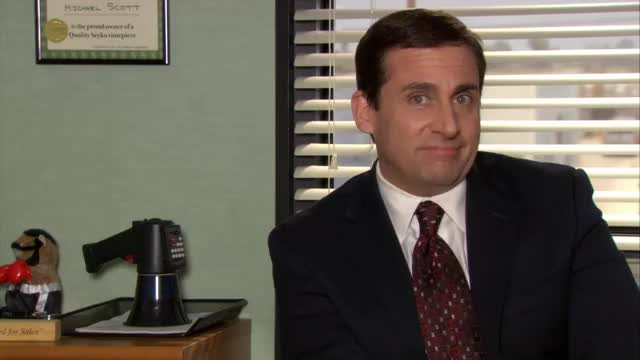 Watch and share Michael Scott GIFs and Steve Carell GIFs by efitz11 on Gfycat