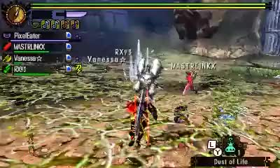 Watch and share Mh4u GIFs by pixeleater on Gfycat