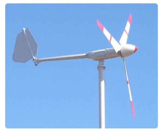 Watch and share Residential Wind Turbine GIFs by zonhan on Gfycat