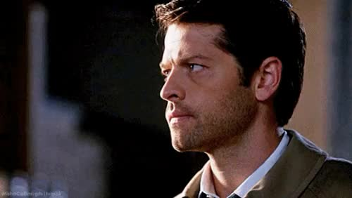 Watch and share Dean Winchester GIFs and Castiel Novak GIFs on Gfycat