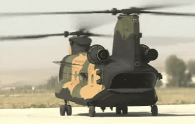helicopter, This helicopter is Shocked ! GIFs