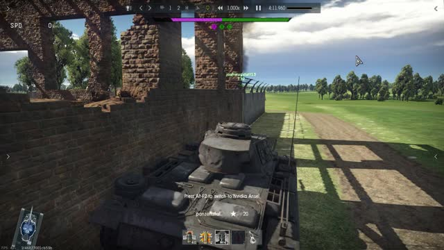Watch and share War Thunder GIFs and Tank GIFs by joshwagstaff13 on Gfycat