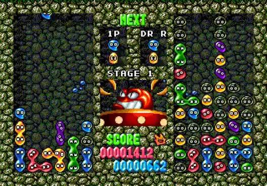 Watch and share Mega Drive Longplay [228] Dr Robotnik's Mean Bean Machine GIFs on Gfycat