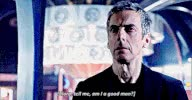 Watch and share 12th Doctor GIFs on Gfycat