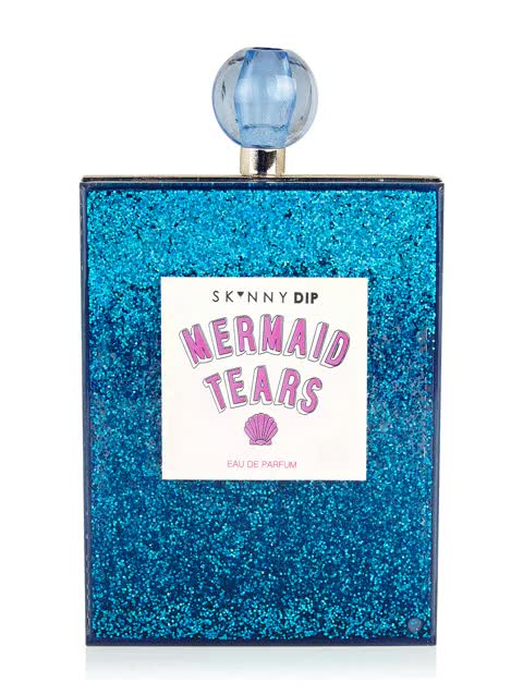 Watch and share Skinnydip Mermaid Tears Cross Body Bag GIFs on Gfycat