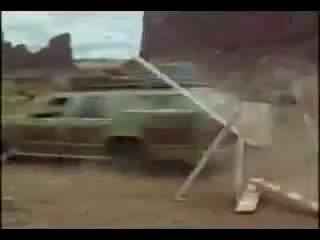 Watch this vacation GIF on Gfycat. Discover more Family Truckster Jump, family truckster jump, national lampoon, national lampoon's vacation, vacation GIFs on Gfycat