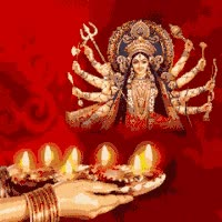 Watch and share Jai Mata Di Animation Picture GIFs on Gfycat