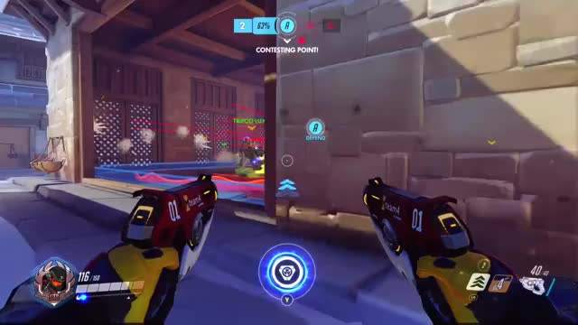 Watch Tripod LGND playing Overwatch: Origins Edition GIF on Gfycat. Discover more overwatch GIFs on Gfycat