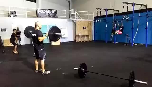 CrossFit, Torredembarra, box, ejercicios funcionales, CrossFit Torredembarra GIFs
