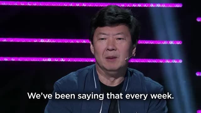 Watch this advert GIF by maskedsinger on Gfycat. Discover more disappointed, ken jeong, masked singer, seriously, smh, the masked singer, the masked singer on fox, what GIFs on Gfycat