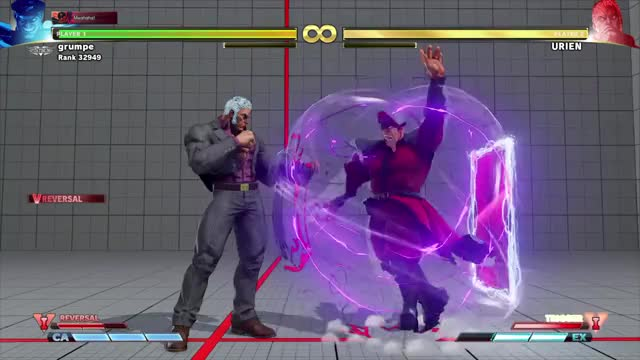 Watch and share Street Fighter V GIFs and Playstation 4 GIFs on Gfycat