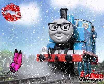 Watch and share Thomas The Tank Engine Images Thomas  Wallpaper And Background Photos GIFs on Gfycat