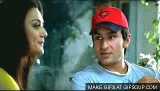 Watch and share Saif Salaam Namaste GIFs on Gfycat