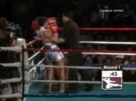 Watch Germaine de Randamie vs Angela Rivera-Parr Muay Thai GIF on Gfycat. Discover more muay, thai, women GIFs on Gfycat