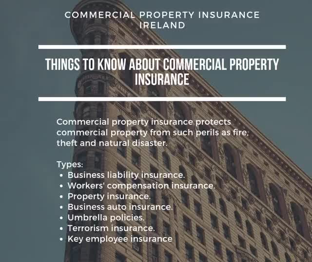 Watch and share Commercial Property Insurance Ireland -Things To Know GIFs on Gfycat