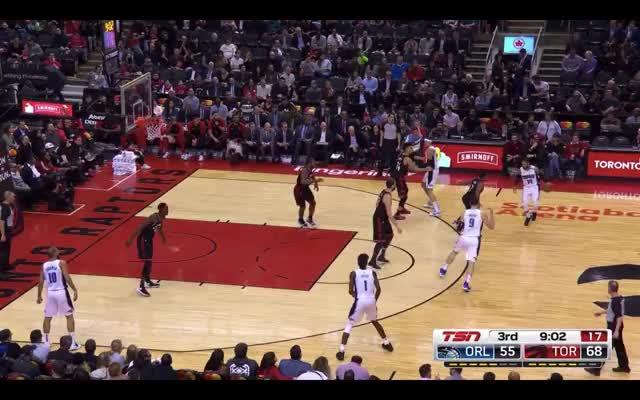 Watch Roller GIF by @louiszatzman on Gfycat. Discover more Toronto Raptors, basketball GIFs on Gfycat