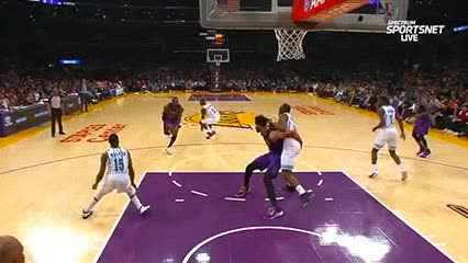 Watch LeBron James — Los Angeles Lakers GIF by Off-Hand (@off-hand) on Gfycat. Discover more 032919 GIFs on Gfycat