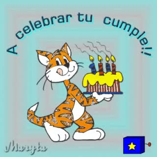 Watch and share Cumpleaños GIFs on Gfycat