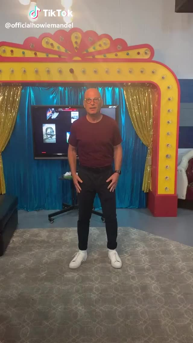 Watch and share Howie Mandel Gits Down GIFs by isai76 on Gfycat