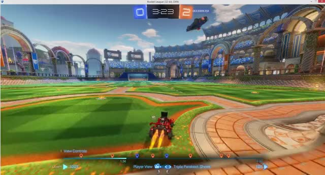 Watch and share Rocket League GIFs and Games GIFs by samithesheep on Gfycat