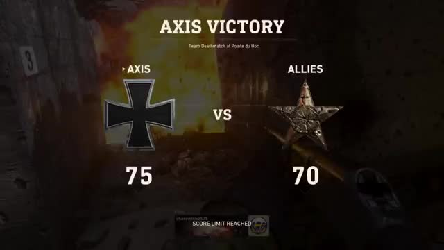 Watch COD WW2 Solo Que GIF on Gfycat. Discover more related GIFs on Gfycat