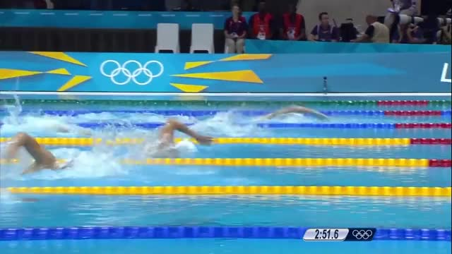 Watch and share Swimming Men's 4x200m Freestyle Relay Heats - London 2012 Olympics GIFs on Gfycat
