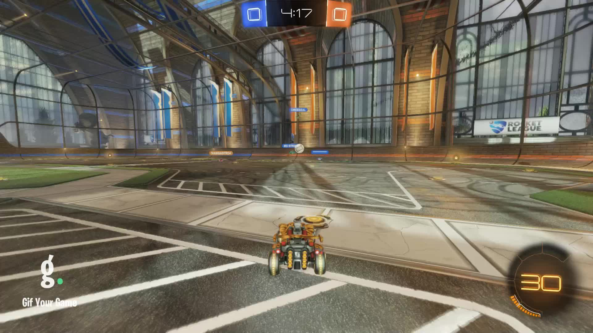 Gif Your Game, GifYourGame, Goal, Rocket League, RocketLeague, SyncBE, Goal 1: SyncBE GIFs