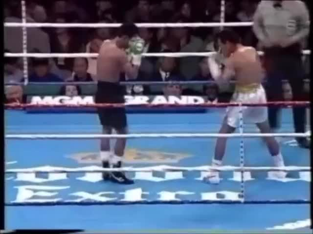 Watch Slip southpaw jab, left uppercut GIF by @powgui on Gfycat. Discover more related GIFs on Gfycat