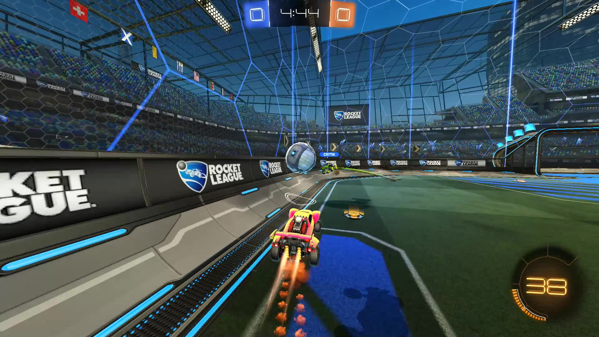 RocketLeague, Sick GIFs