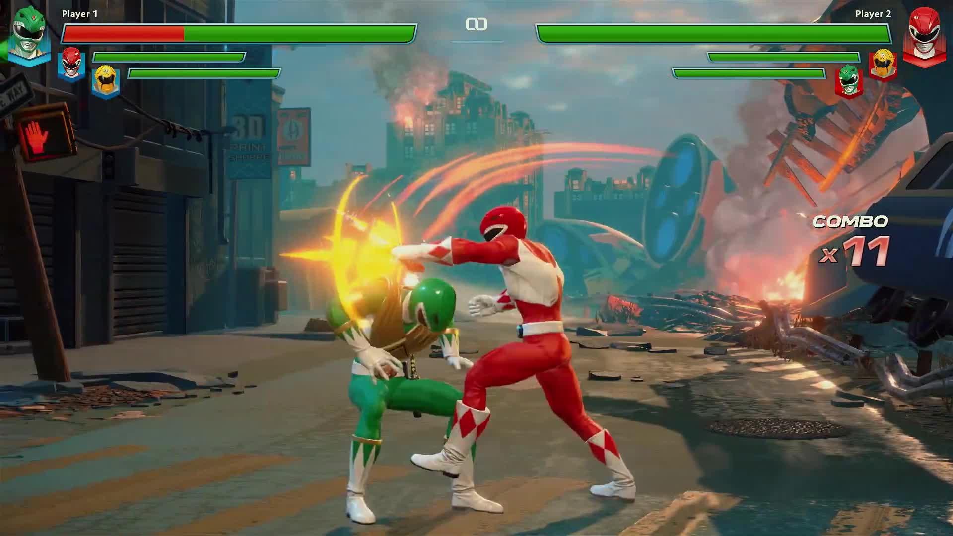 Power Rangers Battle For The Grid Announcement Teaser Extended Cut