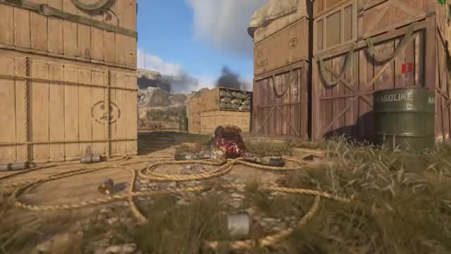 Watch Call of Duty WWII 2018.10.23 - 16.19.26.02.DVR Trim GIF on Gfycat. Discover more callofdutywwii GIFs on Gfycat