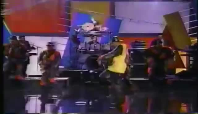 "Watch and share Ralph Tresvant On ""The Arsenio Hall Show"" (1991) GIFs on Gfycat"