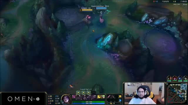 Imaqtpie playing his life out