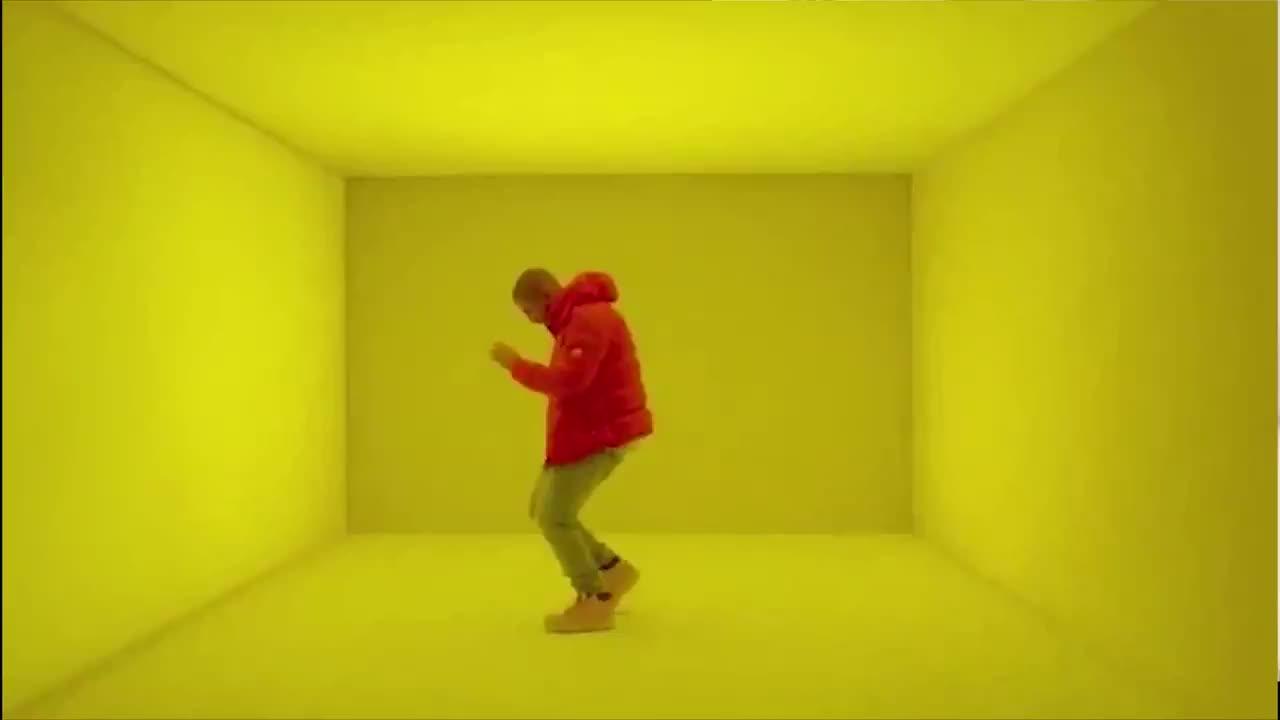 awkward, dance, funny, walking, Drake Walking GIFs