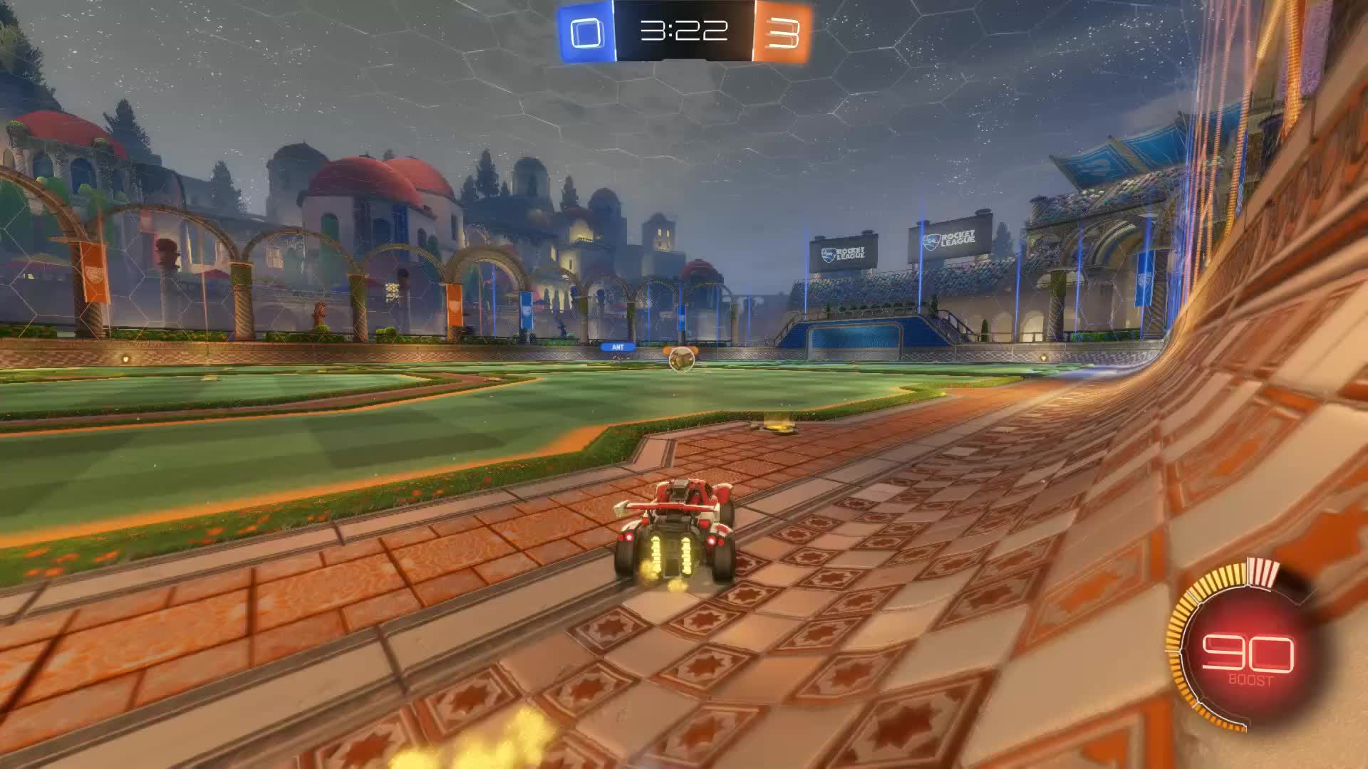Gif Your Game, GifYourGame, Goal, Nyhx, Rocket League, RocketLeague, Goal 4: Nyhx GIFs