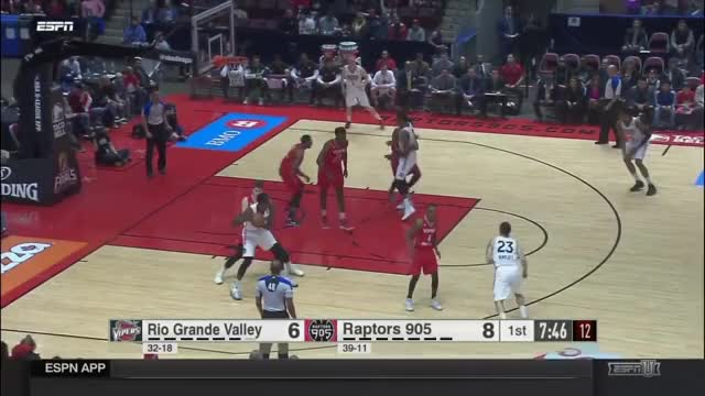 Watch Pascal Siakam Pours in 32 Points to Carry Raptors 905 in NBA D-League Finals Game 2 GIF on Gfycat. Discover more nba, nba d-league, nba development league GIFs on Gfycat