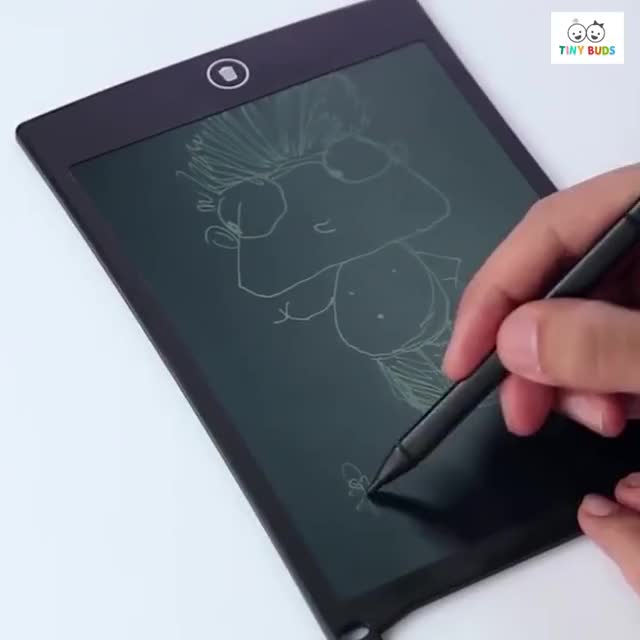 Watch and share 8.5 Inch Writing Tablet Kid Drawing Board GIFs on Gfycat