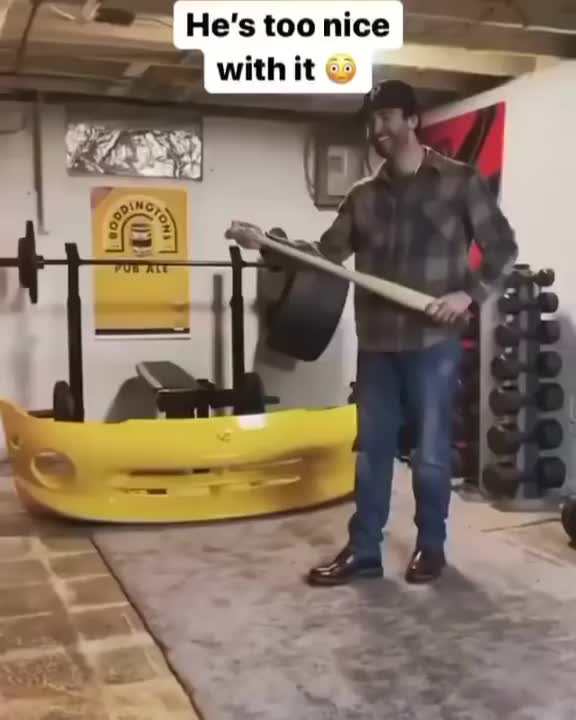 Watch and share Trick With Baseball Bat GIFs on Gfycat