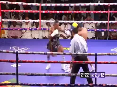 Watch Isaac Dogboe knocks out Javier Chacon in round seven - Full fight GIF on Gfycat. Discover more related GIFs on Gfycat
