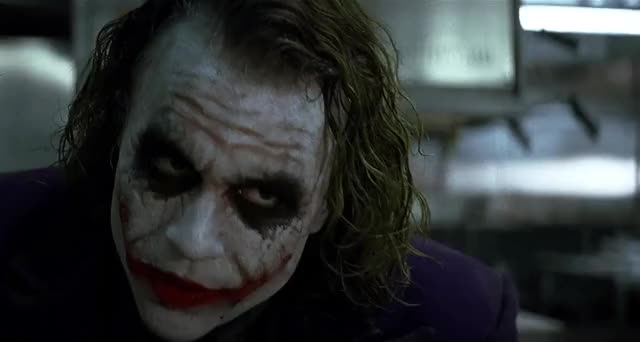 Watch and share The Dark Night GIFs and Heath Ledger GIFs by jaxspider on Gfycat