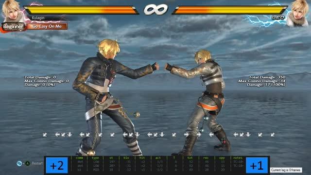 Watch and share Tekken GIFs by Sergei Kulagin on Gfycat
