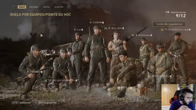 COD WWII BETA PC