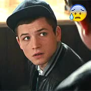 Watch and share Taron Egerton GIFs and Kingsman GIFs on Gfycat