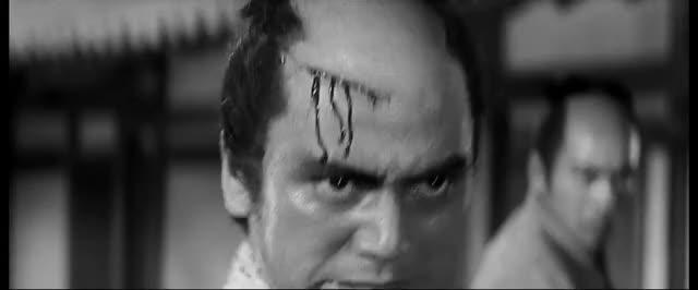 Watch Harakiri (1962) GIF by Angel Adfectus (@angeladfectus) on Gfycat. Discover more 1962, epic, fight, film, final scene, harakiri, samurai, scene, swords GIFs on Gfycat